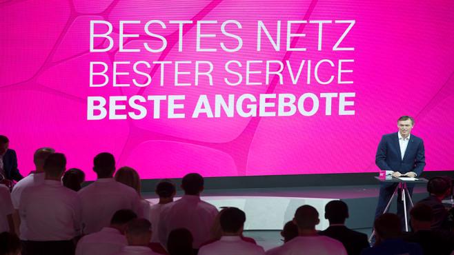 Pressekonferenz auf der IFA 2016 ©Deutsche Telekom AG