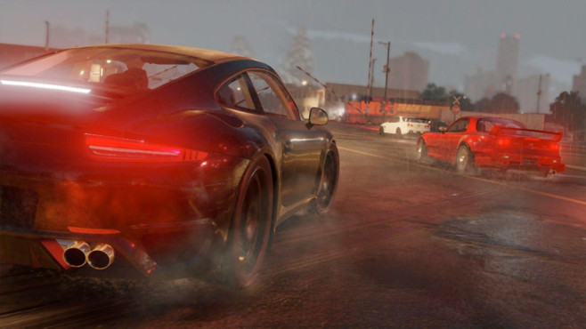 The Crew: Auto © Ubisoft