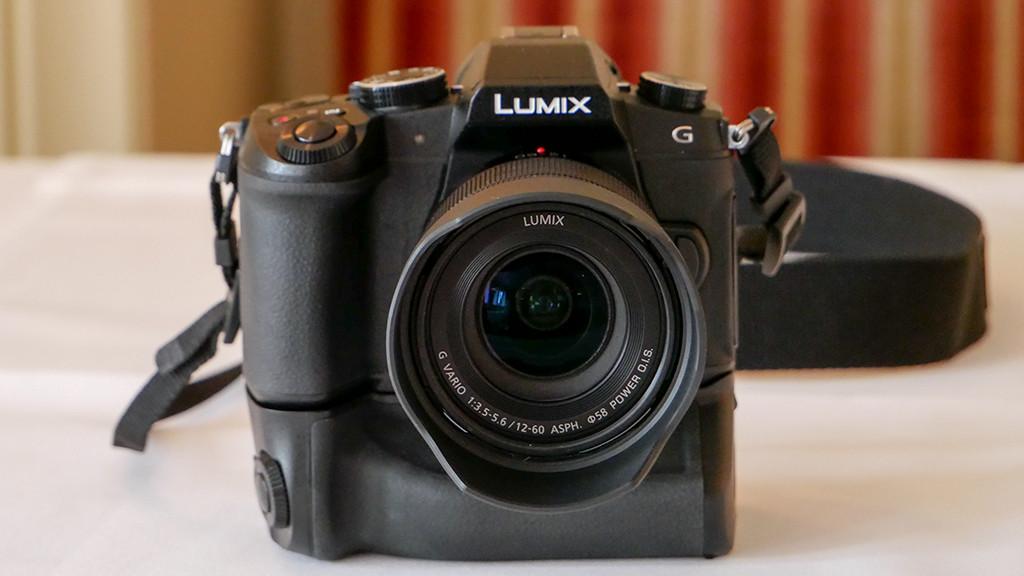 Panasonic Lumix G81: Systemkamera im Test