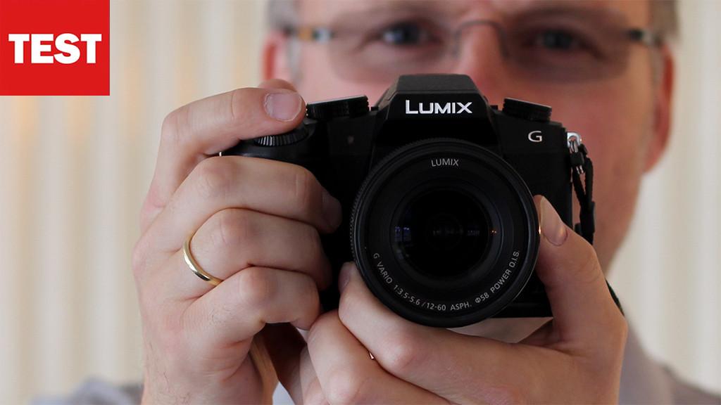 Panasonic Lumix G81 ©COMPUTER BILD