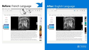 Translator für Microsoft Edge