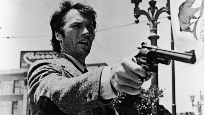 Eastwood als Dirty Harry © Warner Bros/gettyimages