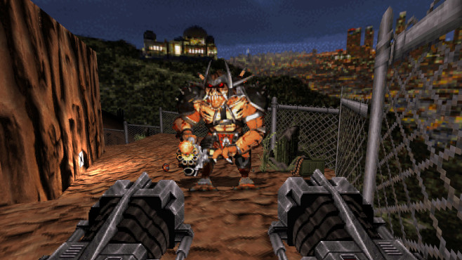 Duke Nukem 3D World Tour © Gearbox Publishing