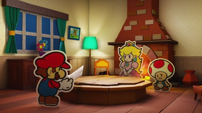Paper Mario – Color Splash © Nintendo
