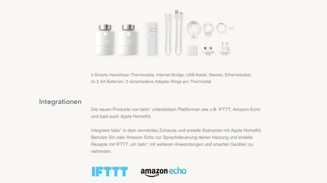 Smart Home: tado° © tado° GmbH
