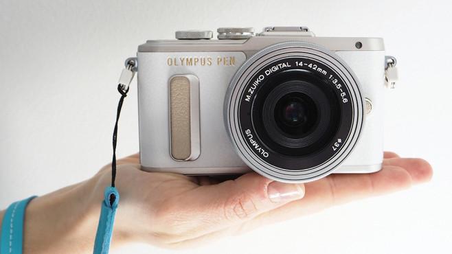 Olympus PEN E-PL8 ©Olympus