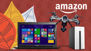 Amazon Herbst-Angebote-Woche ©Amazon, Lenovo, HP, Yuneec,  Tom – Fotolia.com