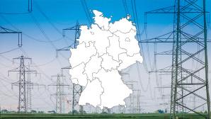 Stromverbrauch in Deutschland ©StingerMKO � Fotolia.com, MACLEG � Fotolia.com