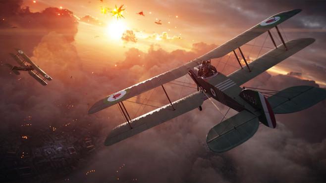 Battlefield 1: Systemanforderungen ©EA