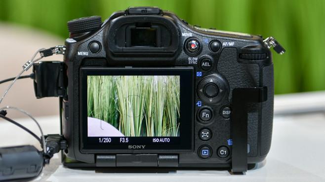 Sony Alpha 99 II ©COMPUTER BILD