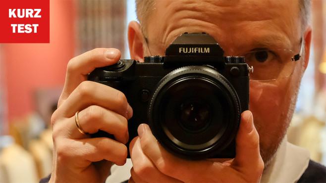 Fujifilm GFX 50S ©COMPUTER BILD