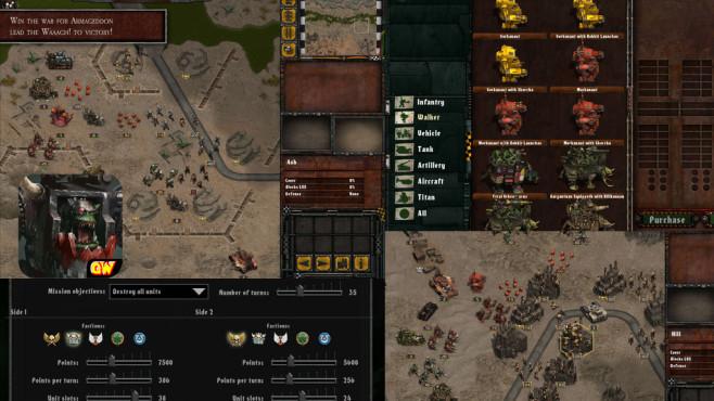 Warhammer 40.000 – Armageddon Da Orks ©Slitherine
