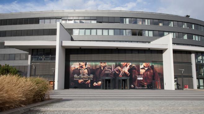 Sky Unternehmenssitz ©Sky Deutschland