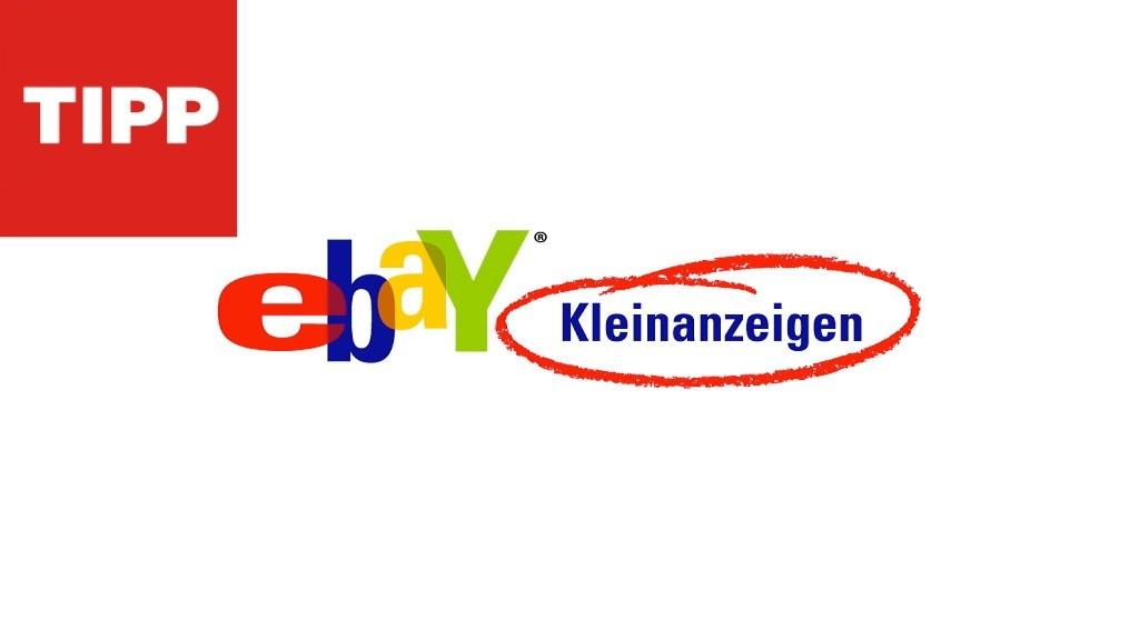 ebay kleinanzeigen so erstellen sie kostenlos anzeigen computer bild. Black Bedroom Furniture Sets. Home Design Ideas