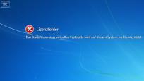 Hochfahr-Verbot für Windows 7 ©Microsoft