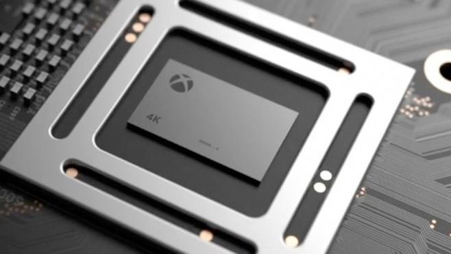 Xbox Scorpio: 4K-Pflicht ©Microsoft