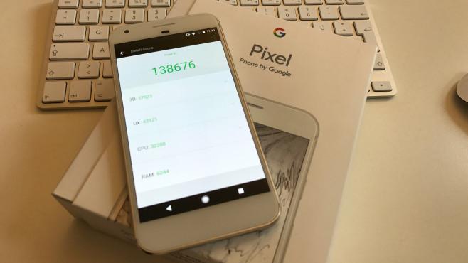 Google Pixel XL im Test: Kampfansage � f�r einen zu hohen Preis! XXX ©COMPUTER BILD