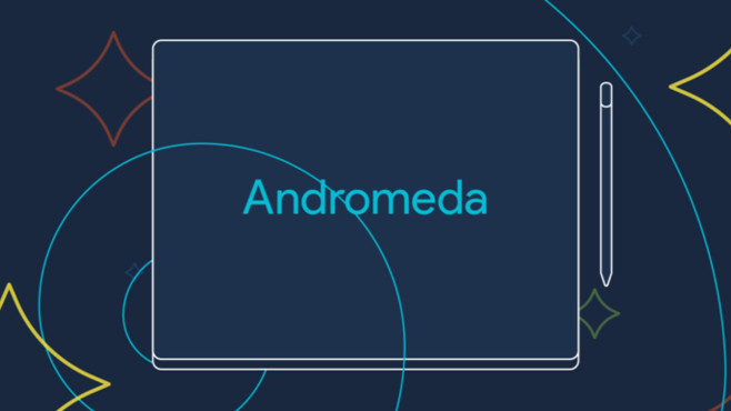 Andromeda © Android Police