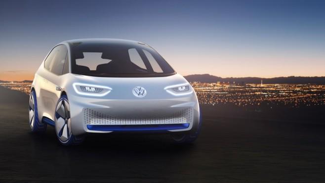 VW I.D. ©Volkswagen AG