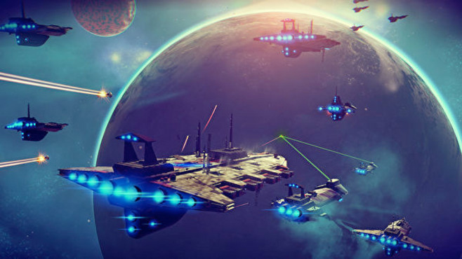 No Man's Sky: Ermittlungen © Hello Games