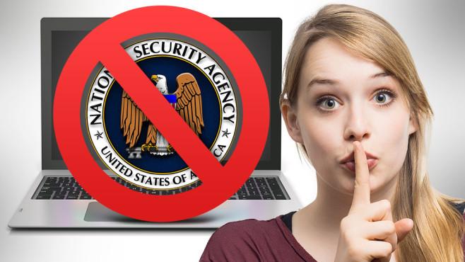 Tails: Anonym und verschlüsselt kommunizieren ©NSA, DDRockstar - Fotolia.com, You can more - Fotolia.com