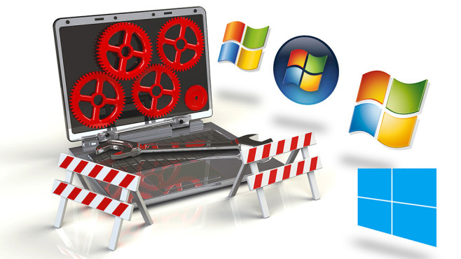 Neuinstallation, eventuell per Recovery-Partition © windows-installation-JENS---Fotolia.com