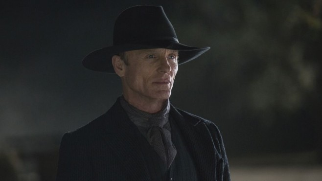Ed Harris in Westworld © HBO