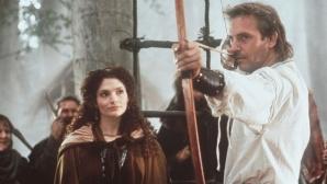 Costner und Mastrantonio in Robin Hood ©Warner Bros