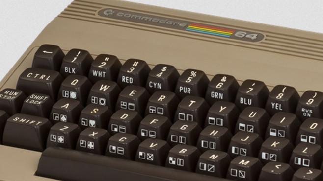 C64-Spiele ©Commodore