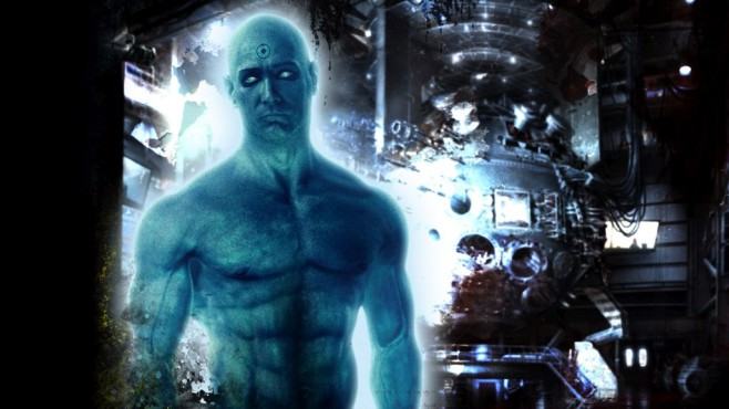 Billy Crudup als Dr. Manhattan © Paramount Pictures