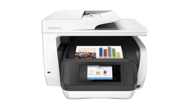 Hewlett-Packard HP Officejet Pro 8725 ©Media Markt