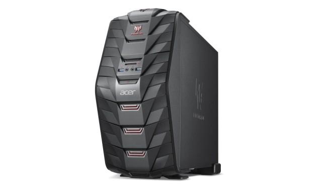 Acer Predator G3-710 (DG.B1PEG.074) ©Media Markt