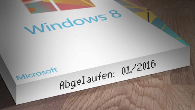 Windows 8 behalten, wenn CPU 8.1 nicht mitmacht ©COMPUTER BILD, Microsoft