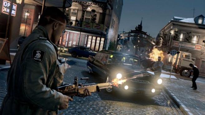 Mafia 3: Patch ©2K Games