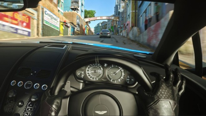 DriveClub VR © Sony