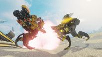 Rigs Mechanized Combat League © Guerrilla Cambridge