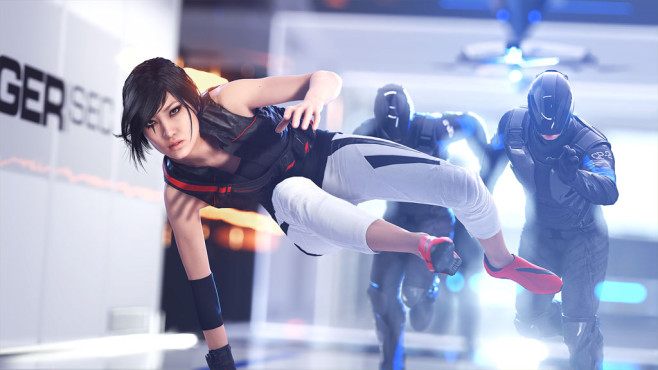 Mirror's Edge – Catalyst: EA Access © EA