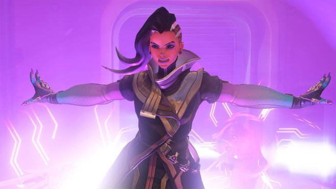 Overwatch: Neuer Held Sombra © Blizzard