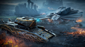 World of Tanks � Blitz: Halloween © Wargaming.net