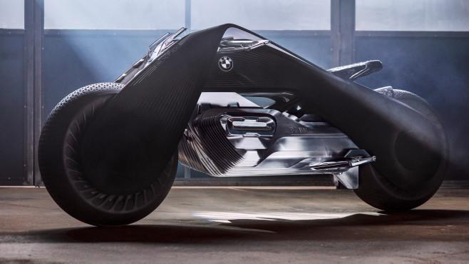 BMW Motorrad Vision Next 100 ©BMW
