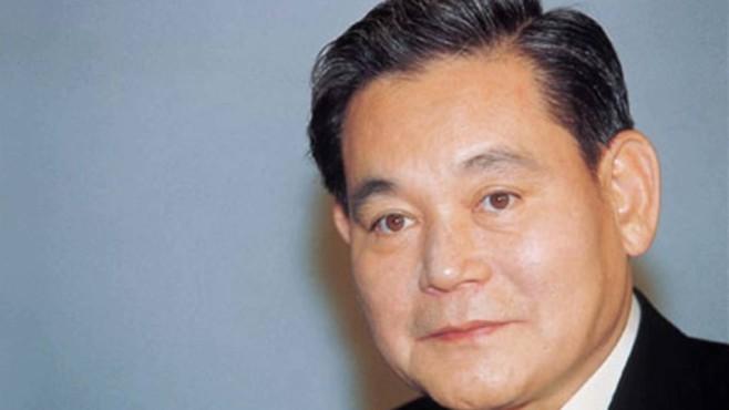 Samsung-Präsident Lee Kun-hee ©Samsung