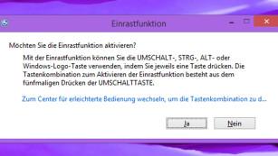 Windows 7/8/10: Was ist die Einrastfunktion? ©COMPUTER BILD