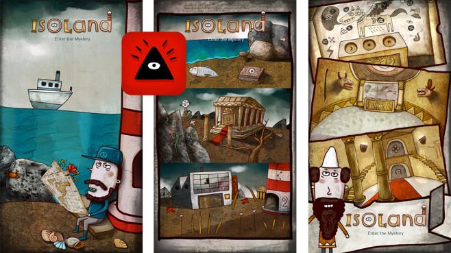 Isoland ©RedFish Game Studio