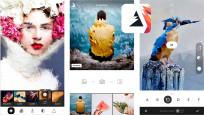 Trigraphy – einzigartiger Foto-Editor für Digital-abstrakte Kunst ©Nixes
