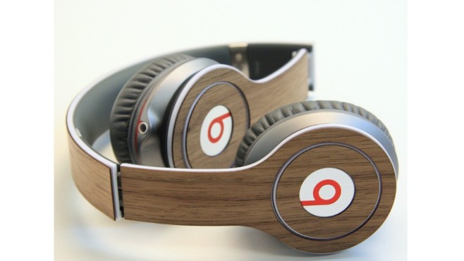 Lazerwood Holz Cover für Beats Studio Headset © Amazon