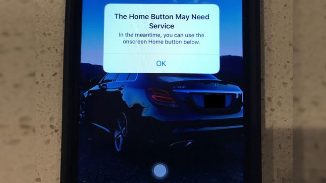 iPhone 7 Homebutton ©iwayne – http://forums.macrumors.com