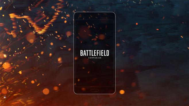 Battlefield 1: Companion-App ©EA