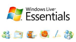 Windows Live Essentials ©Microsoft