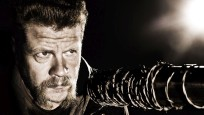 Abraham zittertvor Negan © AMC/FOX Channel