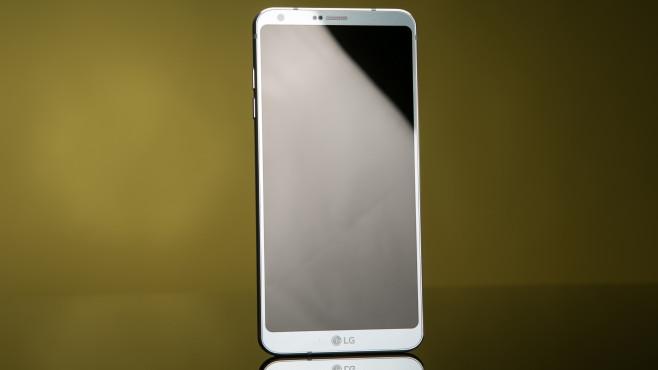 LG G6 ©COMPUTER BILD